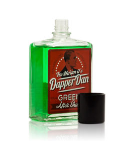 Aftershave von Dapper Dan Green