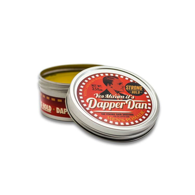 Dapper Dan Pomade Strong Hold