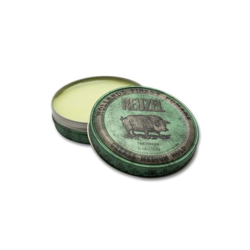 Reuzel Pomade Grün - Grease Medium Hold - by Schorem - 113g