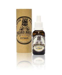 Mr Bear Family Bartöl Citrus