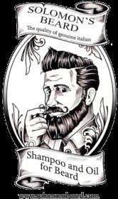 Solomon's Beard Bartseife Blackpepper