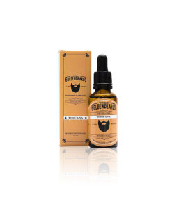 Golden Beards Bartöl Beardoil Big sur arctic toscana