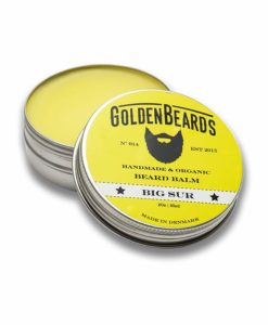 Golden Beards Beard Balm Bartwachs Toscana Arctic Big Sur