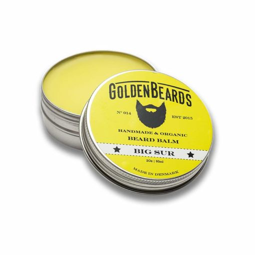 Golden Beards Beard Balm Bartwachs Toscana Arctic Big Sur