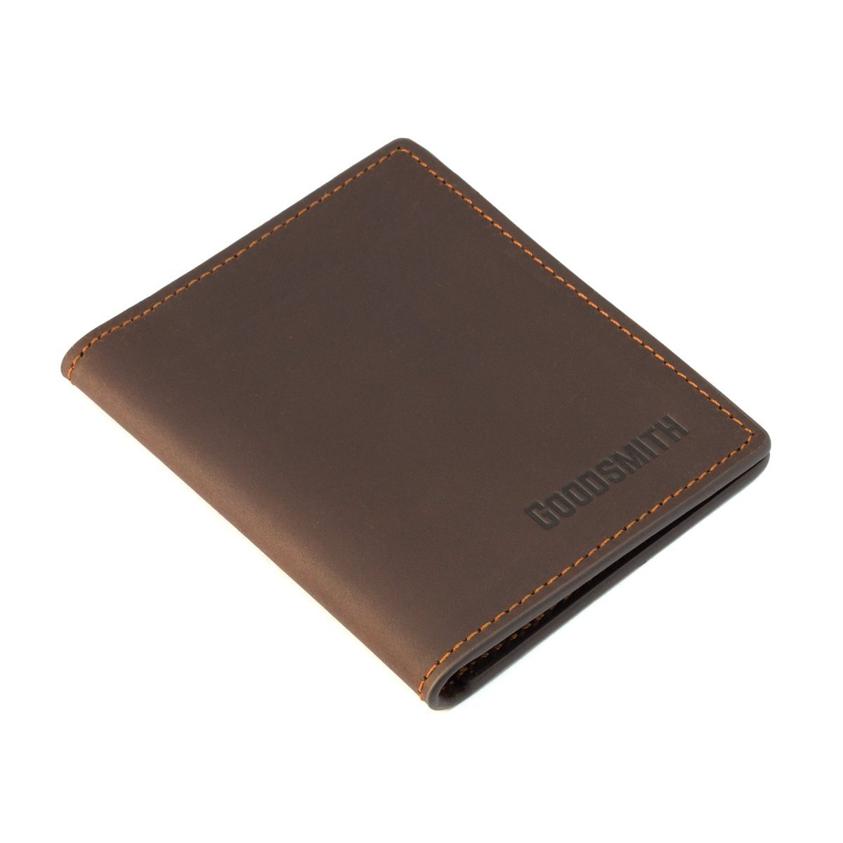 1da6f37f1133d Leder Mini Geldbeutel von Goodsmith - Kleines Portmonnaie